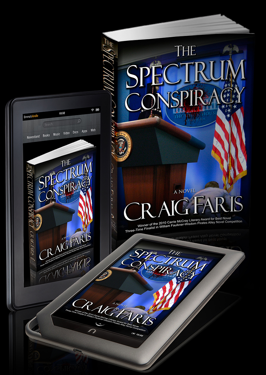 The Spectrum Conspriacy Books